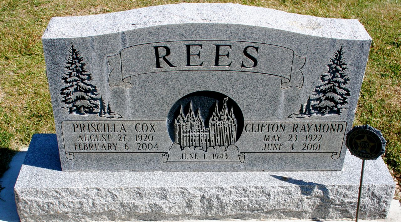 Clifton Raymond Rees