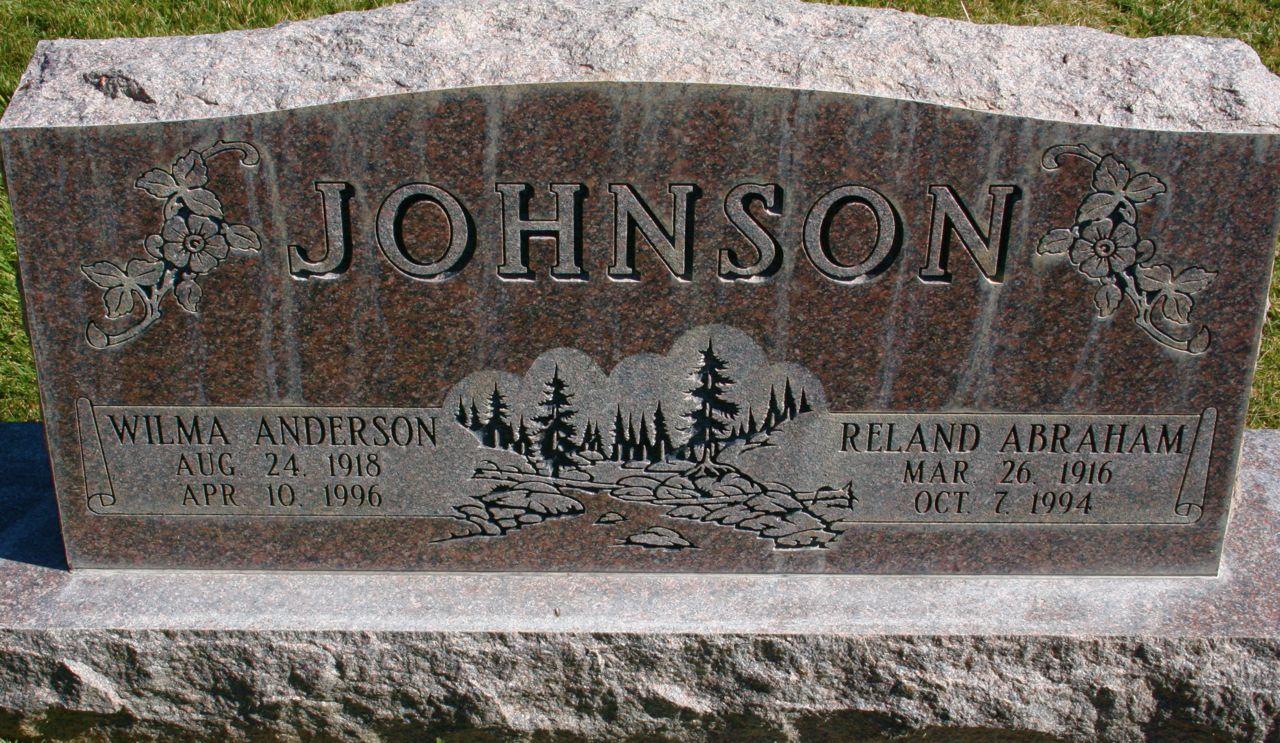 Wilma <i>Anderson</i> Johnson