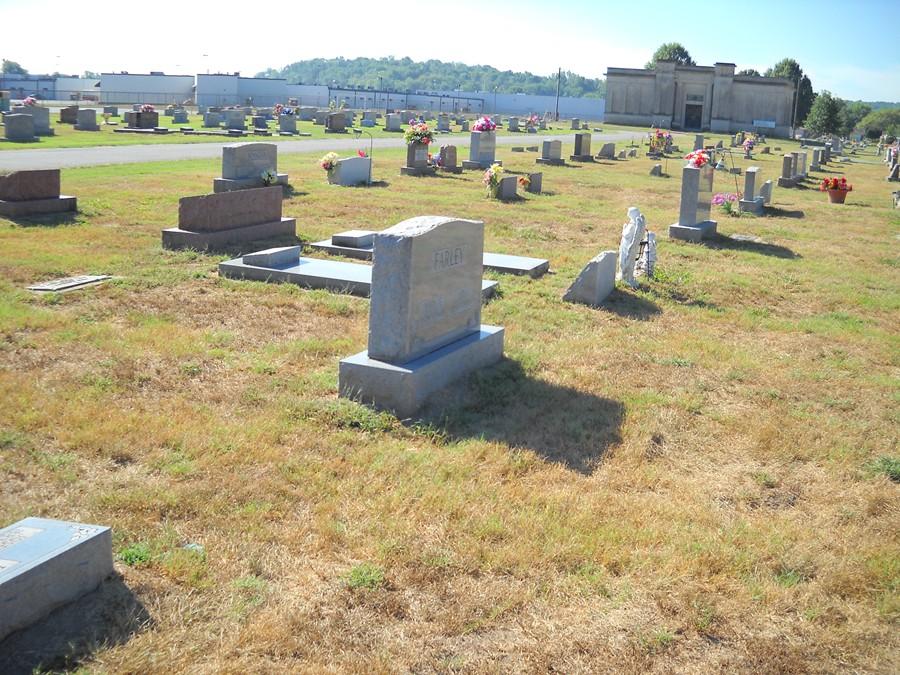 New South Park Cemetery