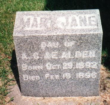 Mary Jane Alden