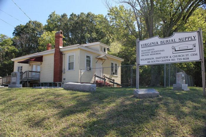 Wilkerson Memorial Cemetery