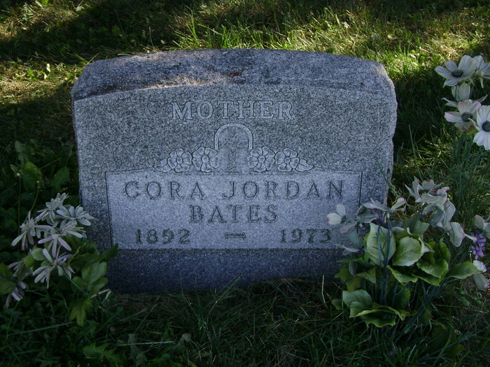 Cora Annette <i>Jordan</i> Bates