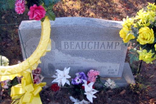 Opal Kittie <i>Bradshaw</i> Beauchamp