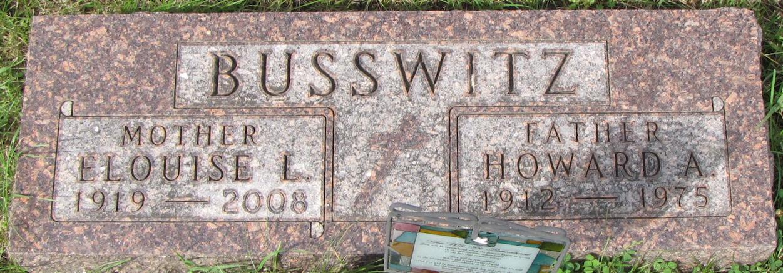 Elouise Lesetta <i>Speckmeier</i> Busswitz