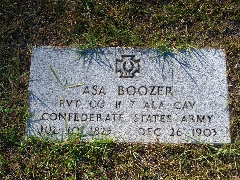 Asa Boozer