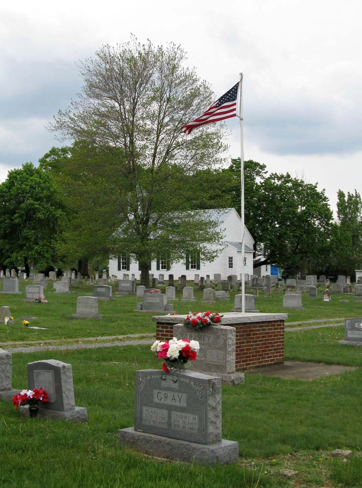 Graves Chapel Cemetery