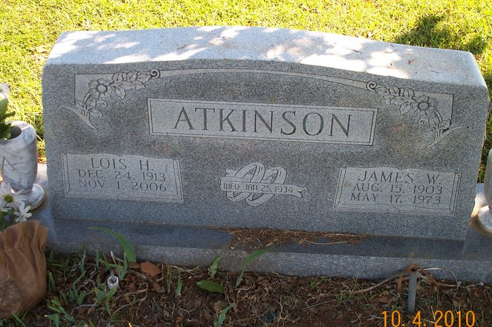 Lois Hazel <i>Dunagan</i> Atkinson-Shaw
