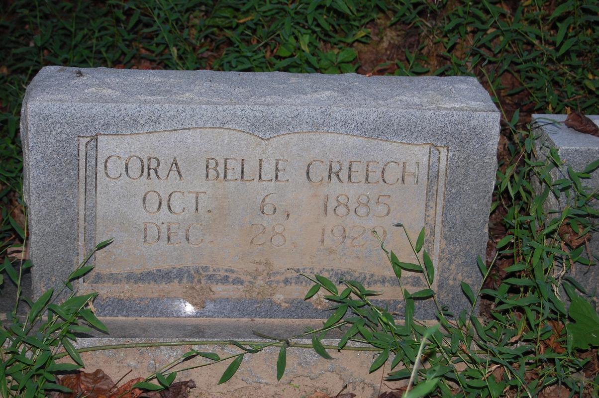 Cora Belle <i>Cloud</i> Creech