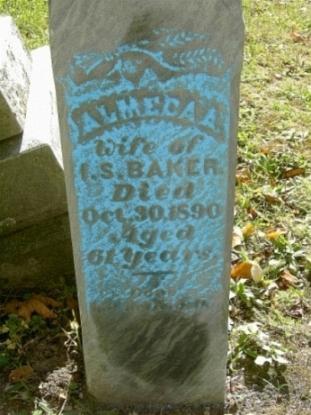 Almeda <i>Pratt</i> Baker