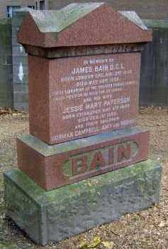 James Bain, Jr