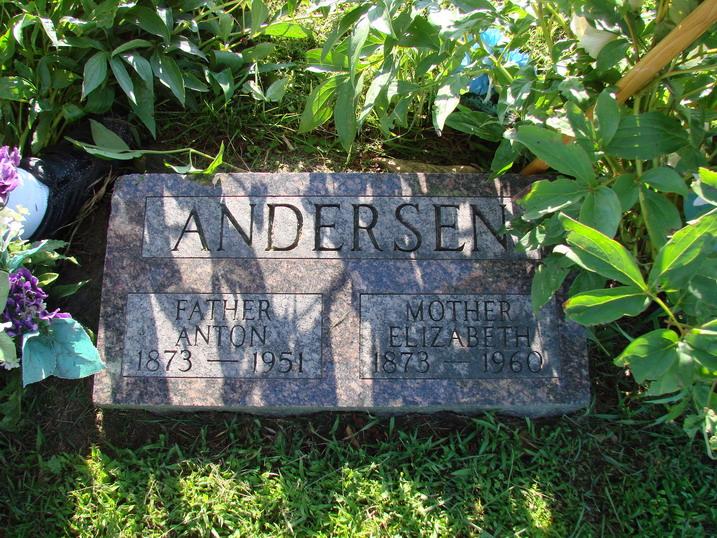 Anton Martin Andersen