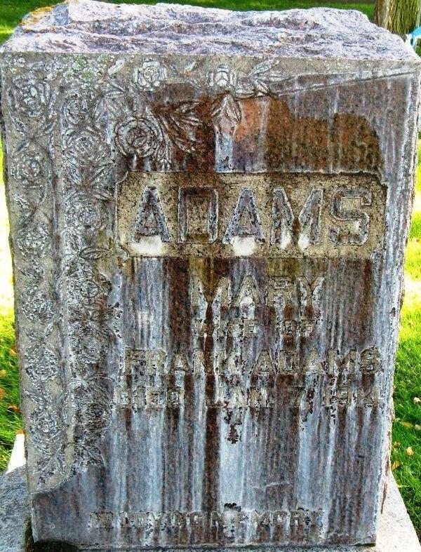 Mary Elsie <i>Mayes</i> Adams