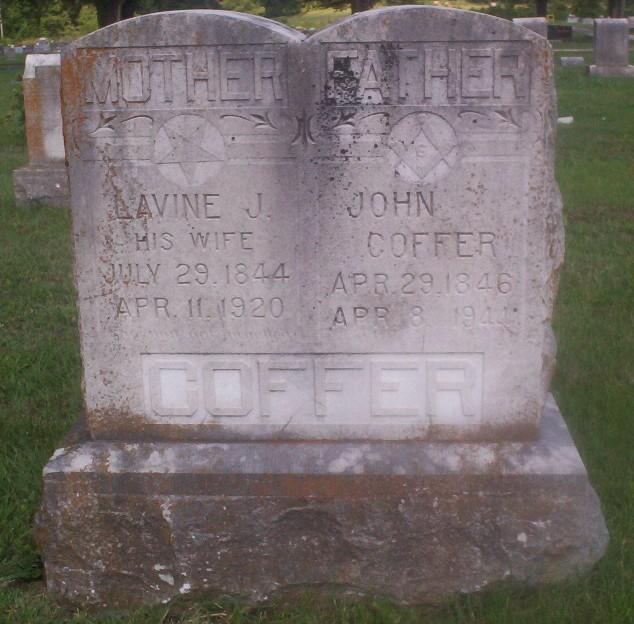 Lavina Josephine Lavine <i>Rhodes</i> Coffer