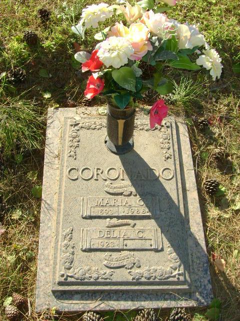 Maria <i>Cota</i> Coronado