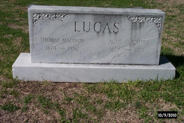 Thomas Madison Lucas