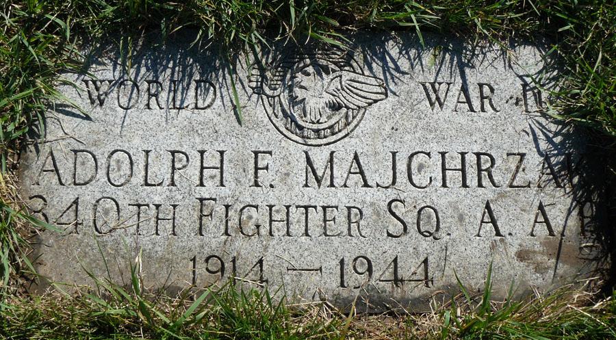 SGT Adolph F. Majchrzak
