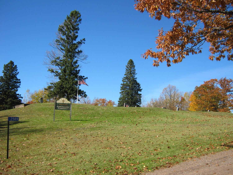 Atkinson Community Cemetery