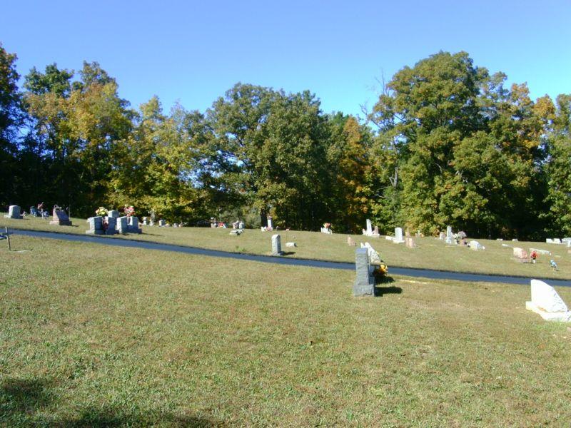 White Oak Grove Cemetery