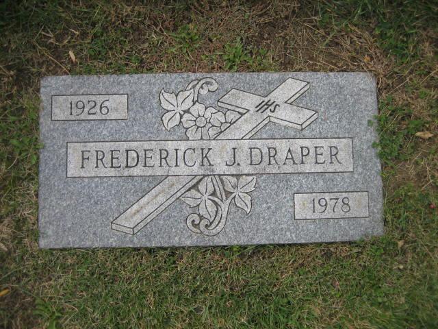 Frederick John Draper