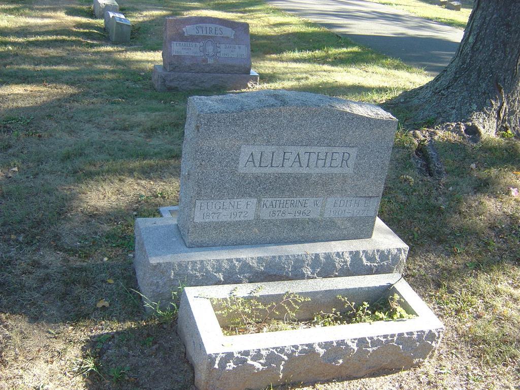 Katherine W <i>MacIntire</i> Allfather