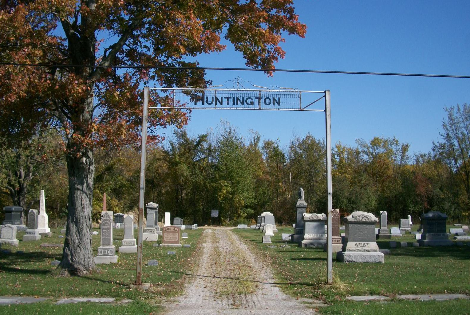 Old Huntington Cemetery