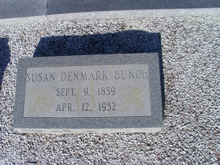 Susan Virginia <i>Denmark</i> Bunch