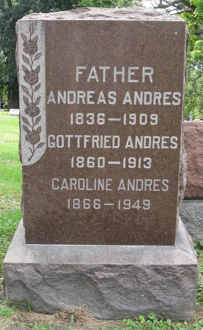 Caroline Lena <i>Hoffmann</i> Andres