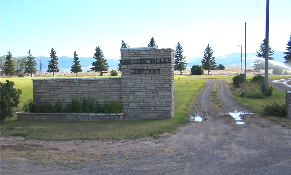 San Luis Valley Cemetery