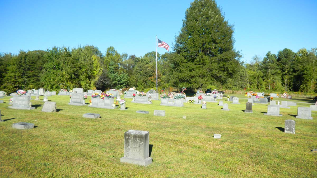 Allardt Cemetery