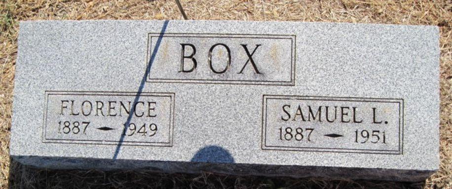 Florence <i>Morgan</i> Box