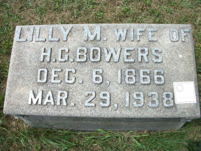 Lilly Mae <i>Cessna</i> Bowers