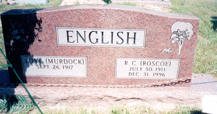 Loye <i>Murdock</i> English