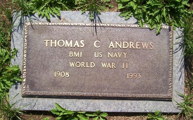 Thomas C Andrews