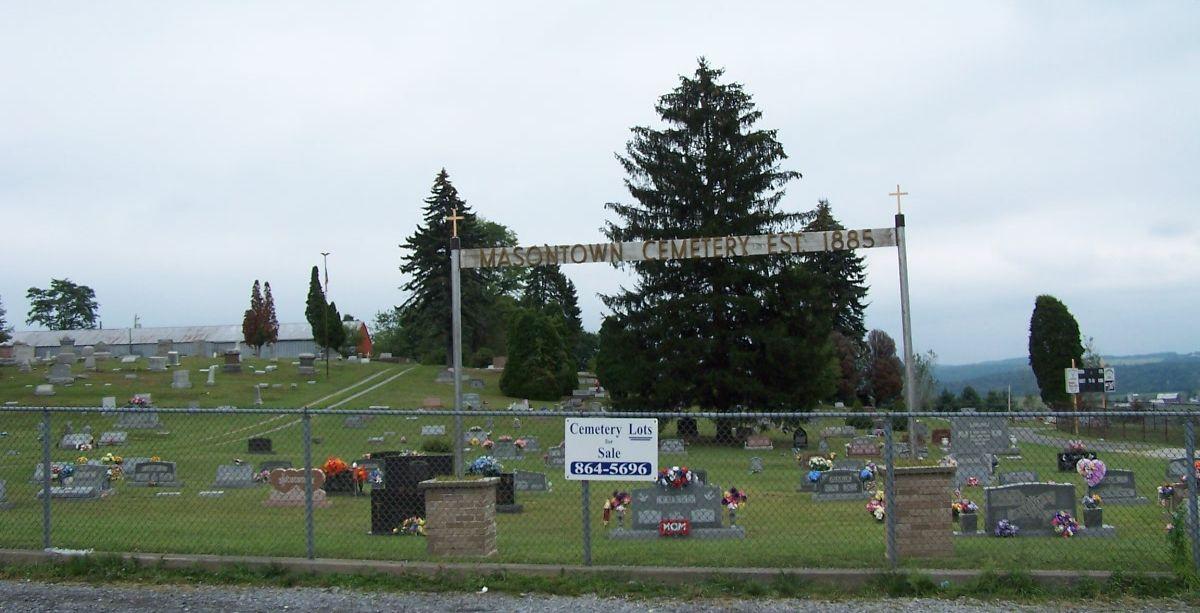 Masontown Cemetery
