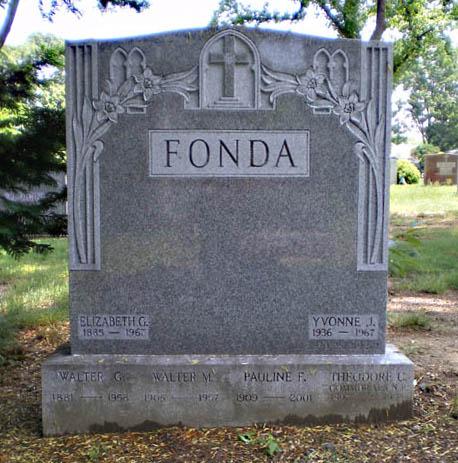 Walter G. Fonda