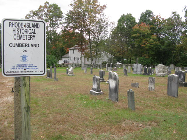 Old Diamond Hill Cemetery