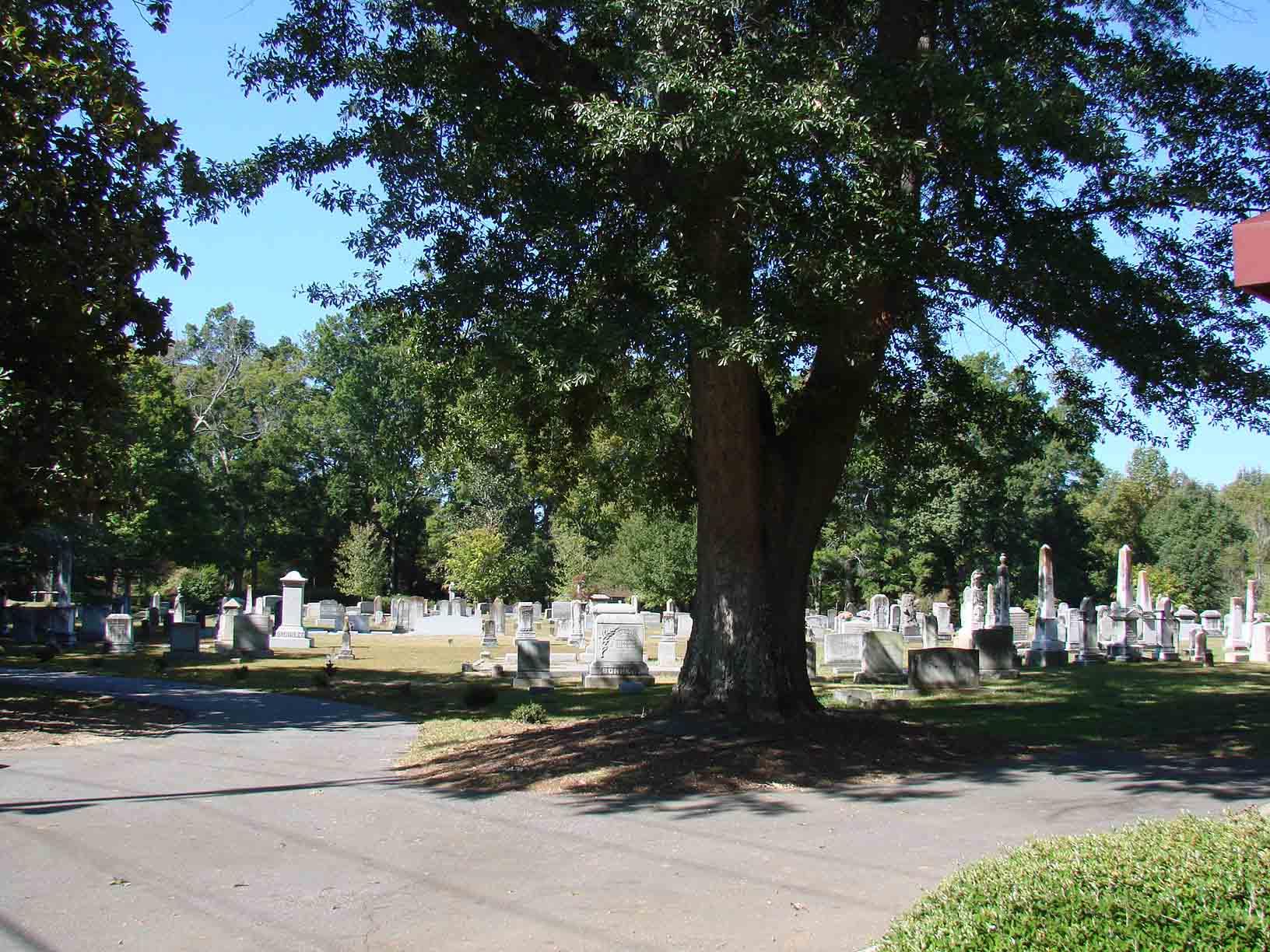 Due West ARP Church Cemetery