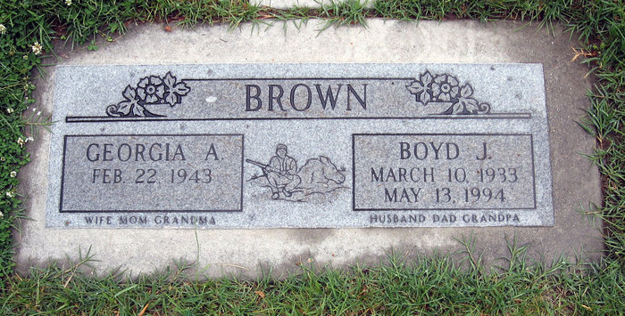 Boyd Julian Brown