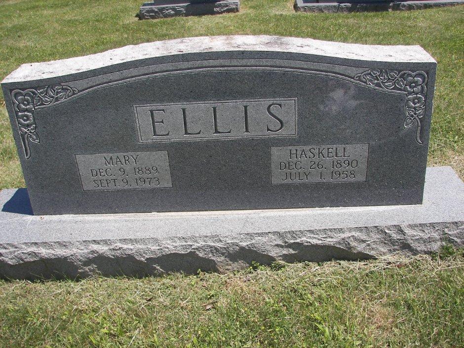 Haskell Ellis