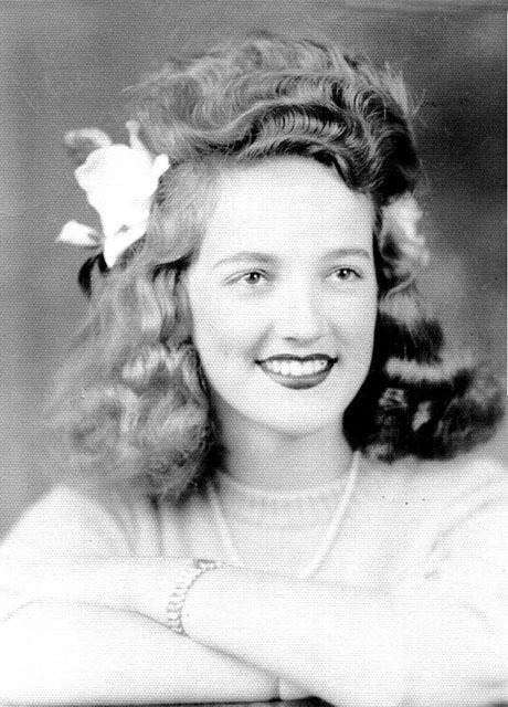 Della Faye <i>Scott</i> Crawford