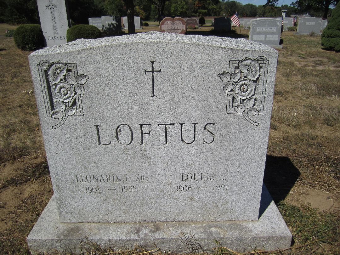 Leonard J. Dutch Loftus, Sr