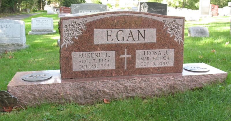 Eugene L Egan