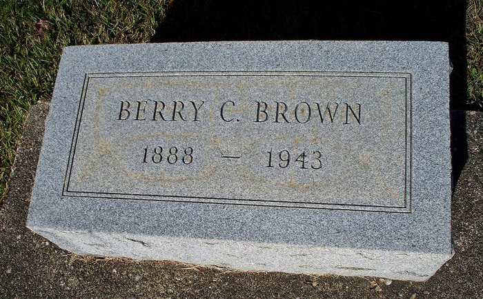 Berry C. Brown