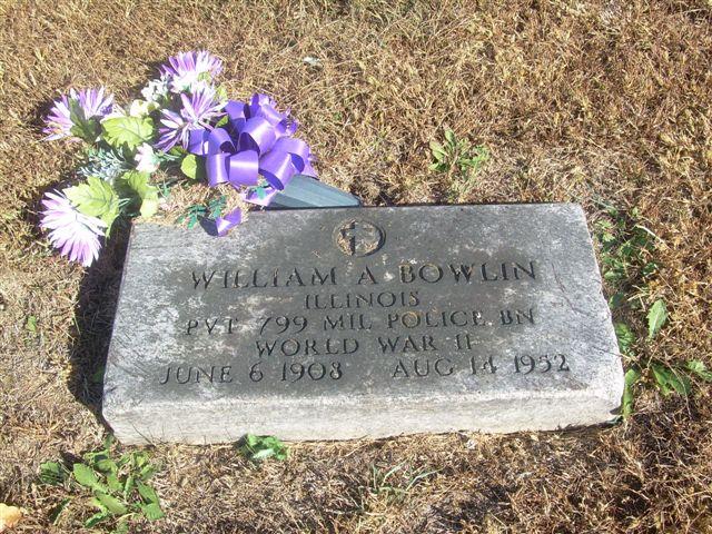 William Austin Tugem Bowlin