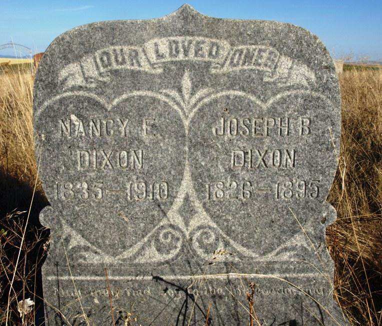Nancy Emily <i>Dixon</i> Dixon