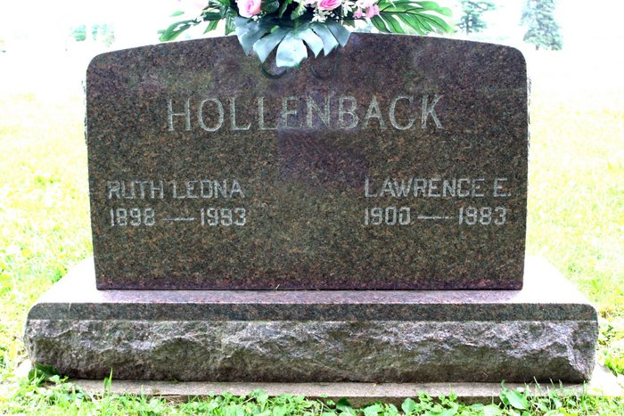 Lawrence E. Hollenback