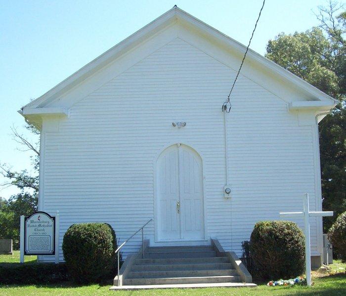 Warrensburg United Methodist Church Cemetery