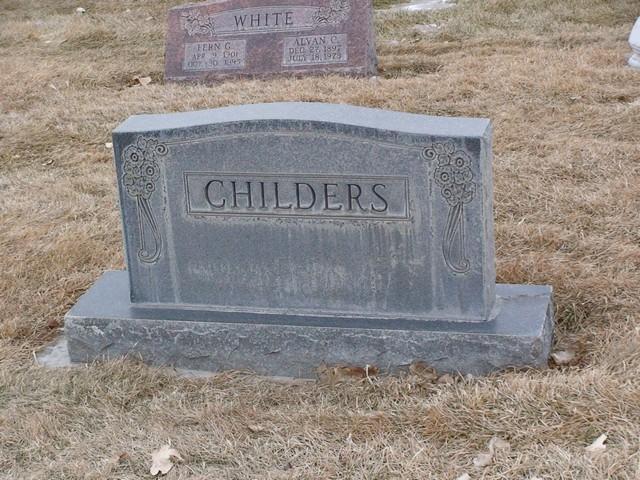 Velda Corenna <i>Van Kleeck</i> Childers