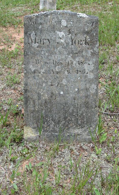 Mary S. York