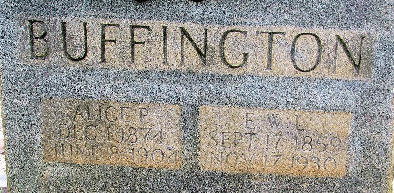 E. W.L. Buffington